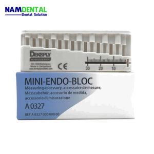 Thước đo nội nha Mini Endo-Block